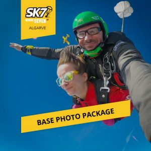 skydive seven algarve base photo package