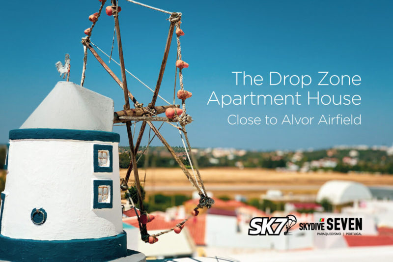 Drop Zone Hotel Apartment House Skydive Seven Algarve Portugal